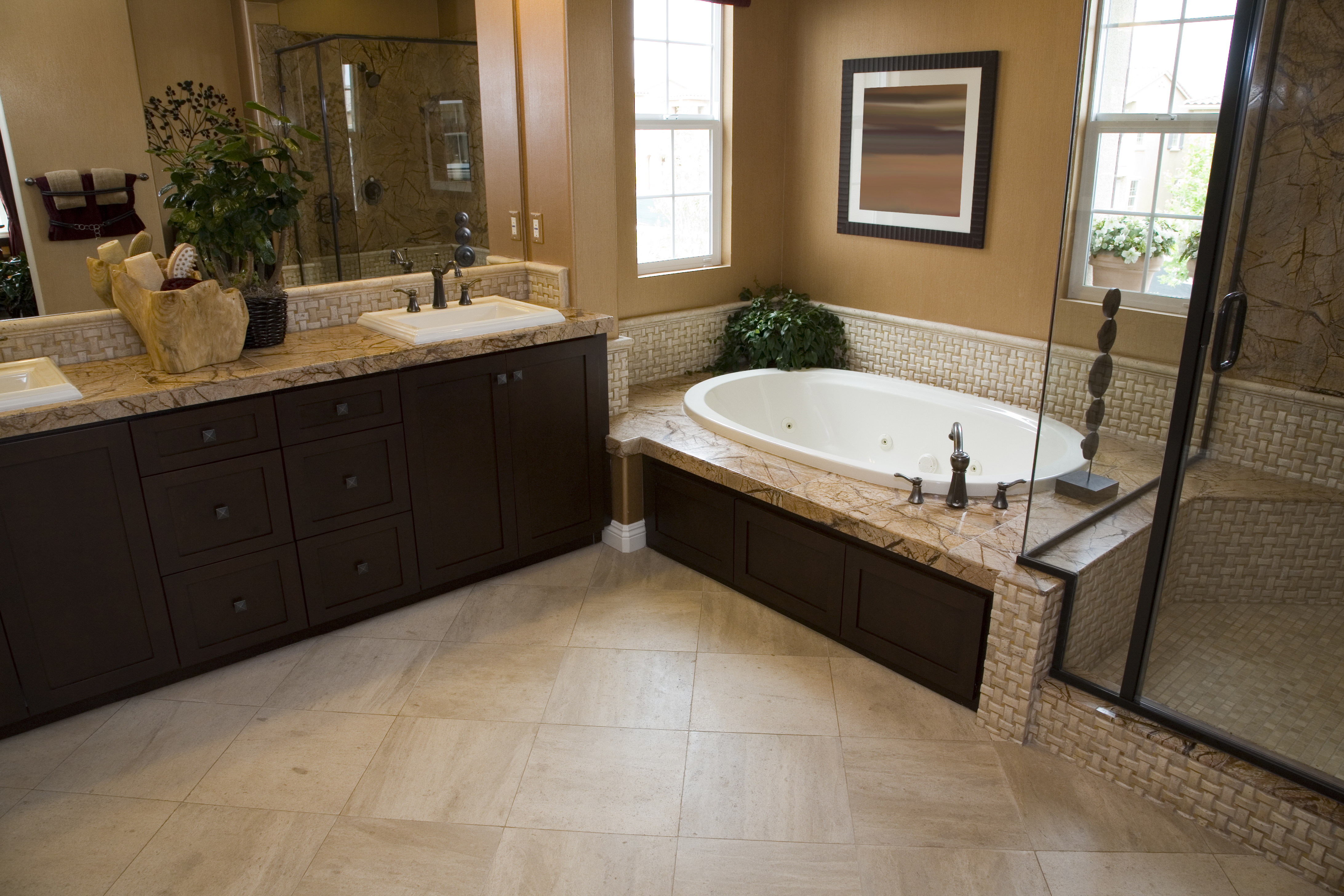 Stone Tile Flooring In Duncan, ...